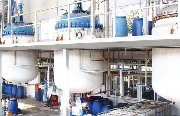 Nhà máy của Aoxiang