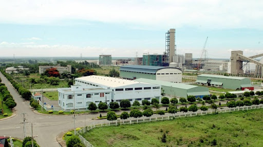 Dịch vụ chăm sóc cây xanh khu công nghiệp Soài Rạp