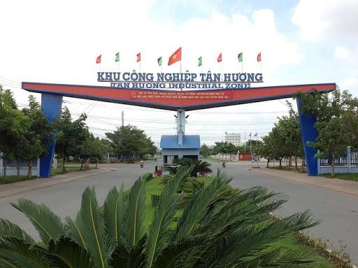 Dịch vụ chăm sóc cây xanh khu công nghiệp Tân Hương