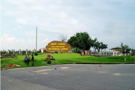 Vai trò của cây xanh tại KCN Mỹ Xuân