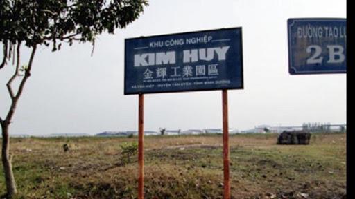 Dịch vụ phát hoang cỏ dại KCN Kim Huy