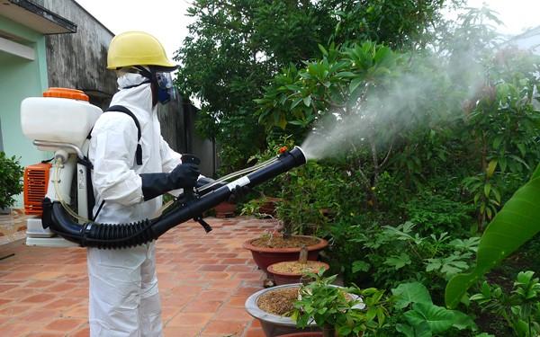 Dịch vụ diệt côn trùng tại nhà ở Bình Dương