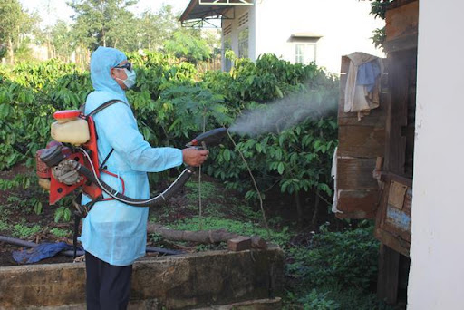 An Khang chuyên thực hiện dịch vụ diệt côn trùng tại khu công nghiệp Bình Dương