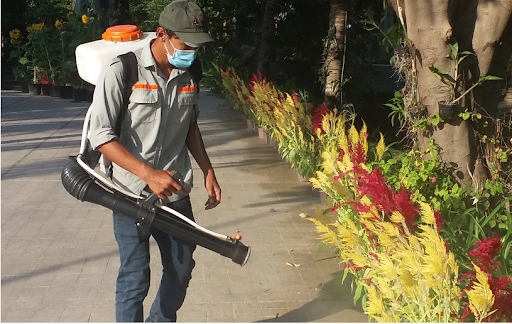 Dịch vụ diệt côn trùng tại nhà uy tín từ An Khang