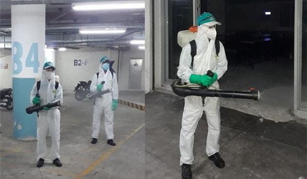 Dịch vụ khử khuẩn ở Bình Dương của An Khang