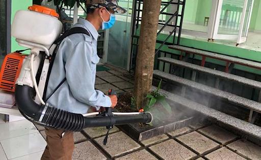 Quy trình dịch vụ phun thuốc diệt muỗi tại Bình Dương của An Khang